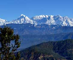 Tour To Mukteshwar
